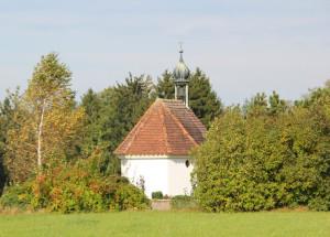 Guggenhauser Kapelle hinten