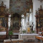 Hochaltar Klosterkirche Weißenau