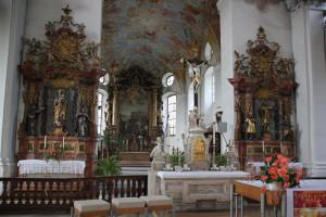 Hochaltar-Klosterkirche-Weißenau