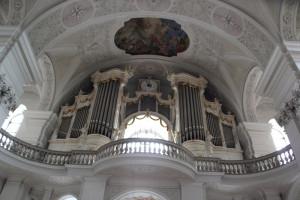 Holz-Hey Orgel Klosterkirche Weißenau