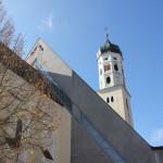 Kirche St. Mater Maria Dolorosa Eberhardzell