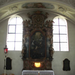 Seitenaltar Klosterkirche Weißenau