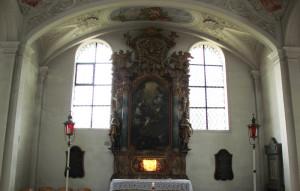 Seitenaltar-Klosterkirche-Weißenau