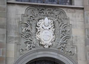 Wappen Klosterkirche Weißenau