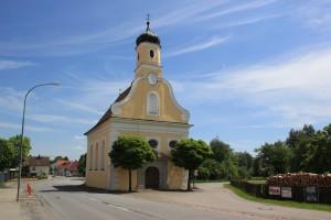 Wuhr-Kapelle Bad Buchau