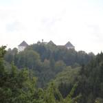 Sicht auf Schloss Wolfegg