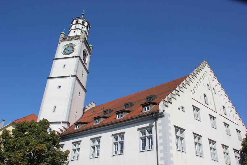 Blaserturm und Waaghaus Ravensburg