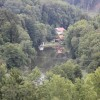 Blick auf Elfenweiher Girasmoos