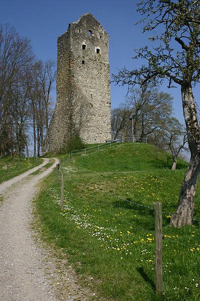 Burgruine Neuravensburg