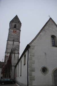 Martinskirche Mengen