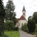 Weg zur Kirche Alttann