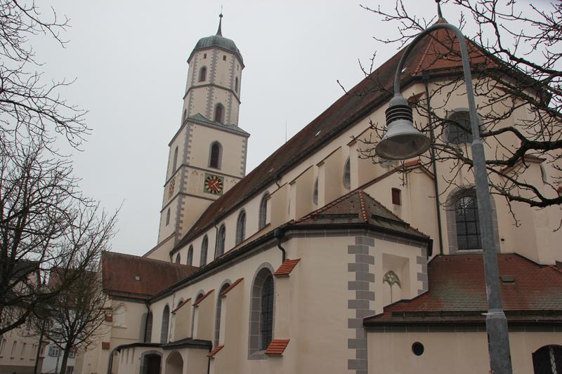 Biberacher Kirche