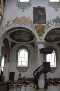 Kanzel Kirche Biberach