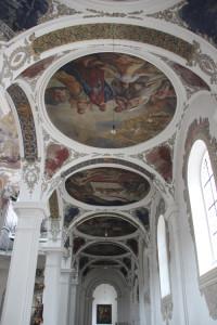 Kirchen Seitendecke Biberach