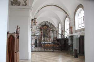 Nebenkapelle Biberacher Kirche