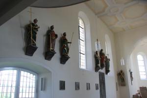Figuren Kirche Untermarchtal