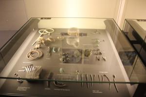 Haarnadeln und Schmuck Keltenmuseum Hundersingen