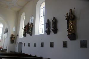 Heiligen Figuren Untermarchtal