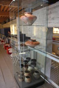 Keramikfunde Keltenmuseum Hundersingen