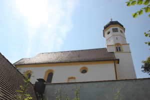 Kirche St Andreas Untermarchtal