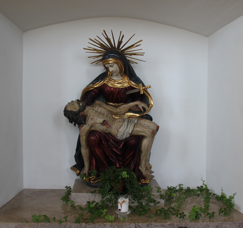 Pieta St Andreas Untermarchtal