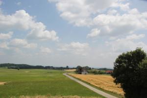 Weg zum Berg Danketsweiler