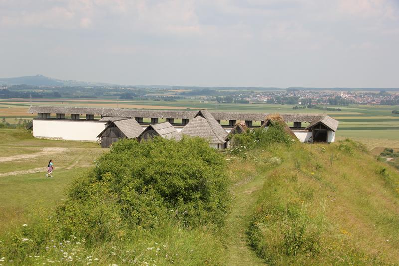 00 Freilichtmuseum Heuneburg Kelten