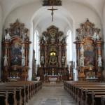 00 Innenraum Ehinger Liebfrauenkirche