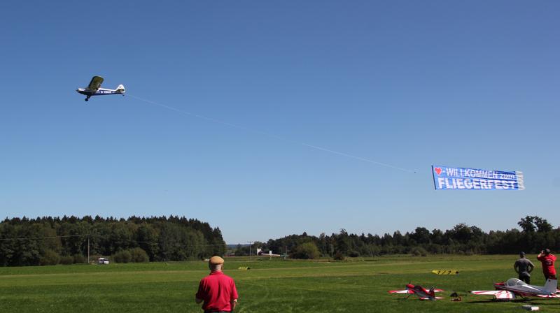01 Flugplatzfest Reute Banner
