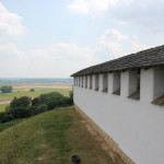 02 Wehrmauer Freilichtmuseum Heuneburg