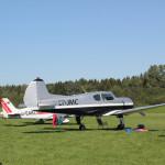 03 Flugzeuge auf dem Flugplatzfest Reute