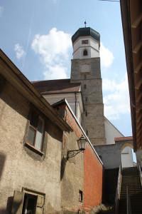 04 Turm Ehingen mit Treppenaufgang