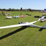07 Modellflugzeug Flugplatzfest Reute