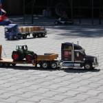12 Ferngesteuerte Modell LKW