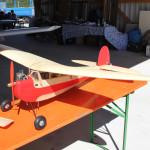 13 Flugzeugmodell