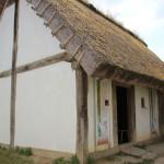 13 Keltisches Wohnhaus Heuneburg