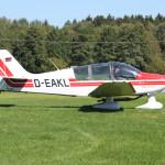 23 Startendes Flugzeug