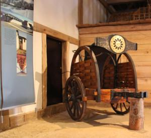 24 Keltischer Wagen Heuneburg
