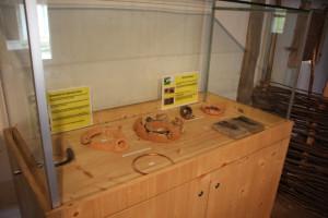 30 Funde Heuneburg Freilichtmuseum