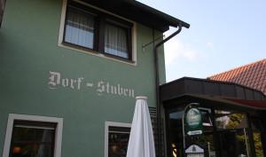Dorf Stuben Mengen-Ennetach