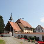 Friedhof Eintürnen Berg Kirche