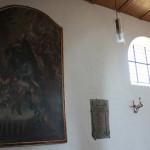 Gedenktafeln und Gemälde Eintürnen Berg Kirche