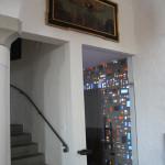 Gemälde Eintürnen Berg Kirche