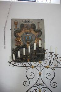 Grabstein Gedenktafel Eintürnen Berg Kirche