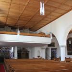 Orgel Eintürnen Berg Kirche
