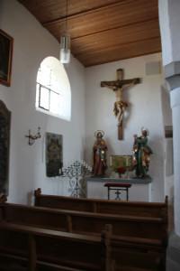 Seitenaltar-Eintürnen-Berg-Kirche