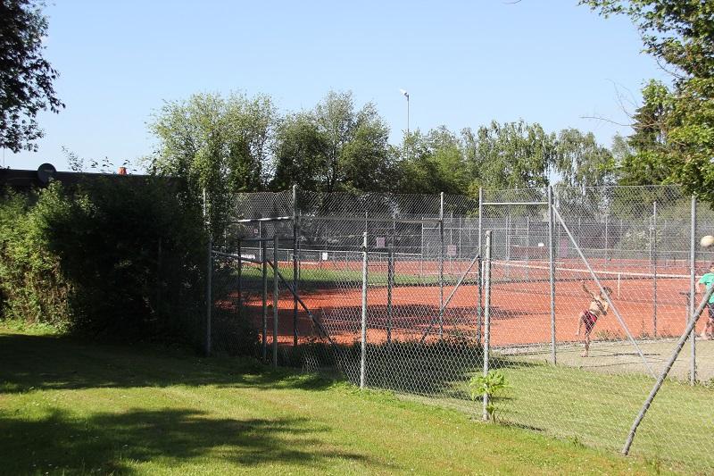 Tennisplatz Bad Buchau