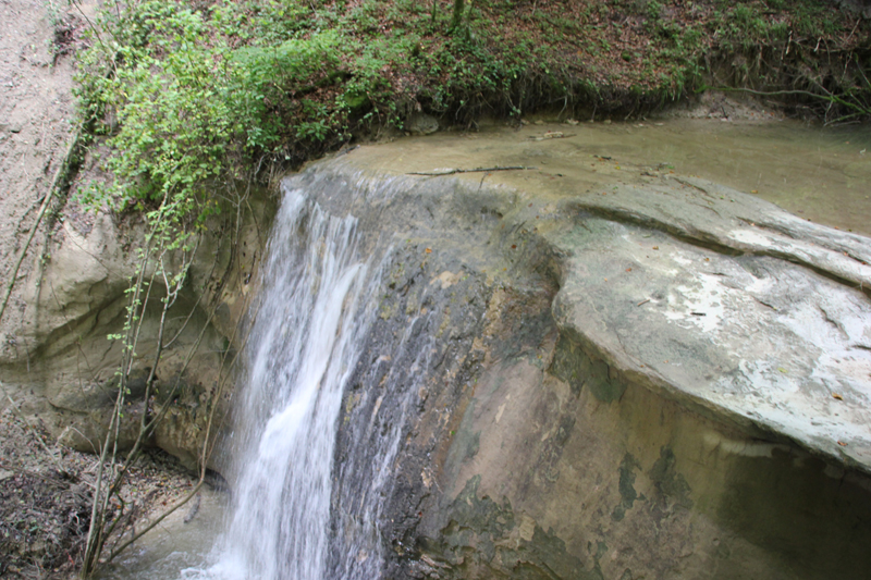 Wasserfall Schmalegger Tobel