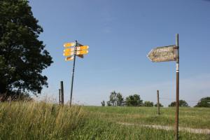 04 Fußweg zum Höchsten Schild