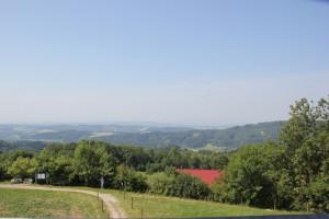 32 Blick gen Bodensee vom Höchsten